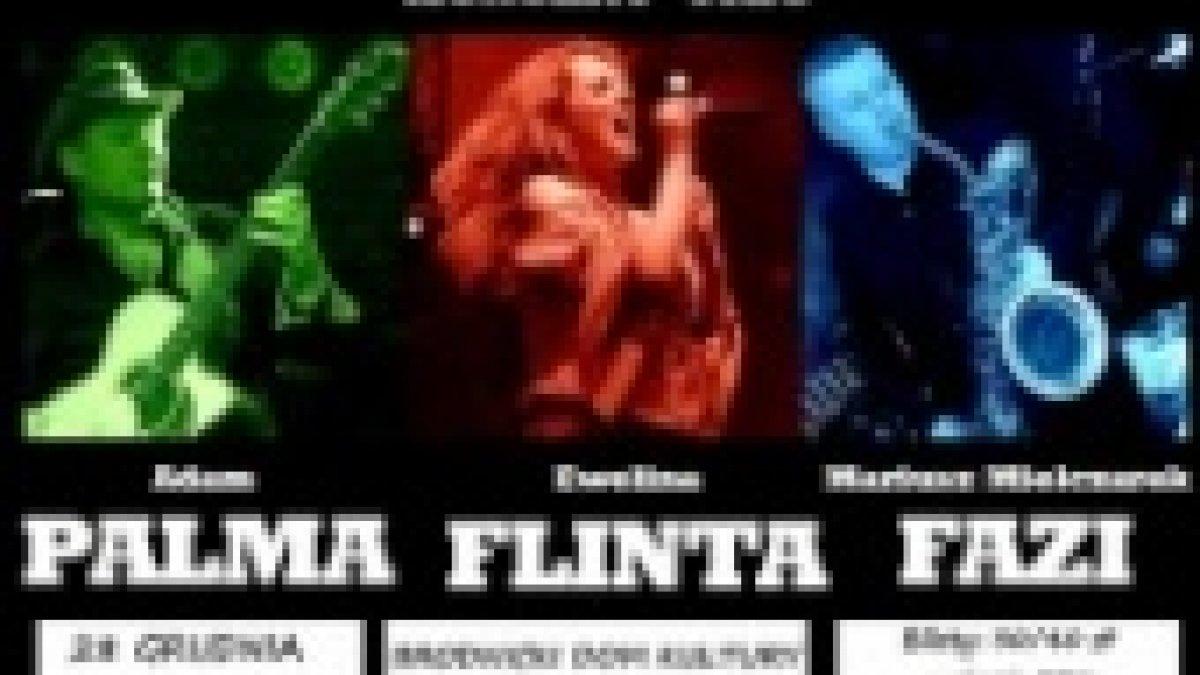 Koncert z Eweliną Flintą w roli głównej