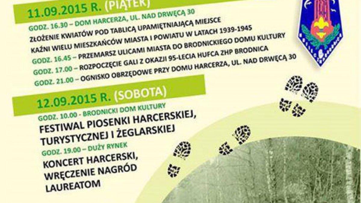 Wystawa z okazji 95-lecie Hufca ZHP w Brodnicy