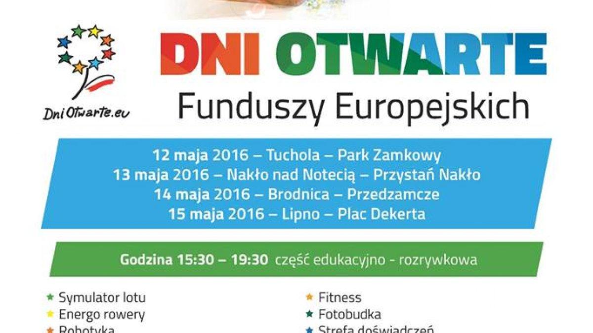 Dni Otwarte Funduszy Europejskich w Brodnicy