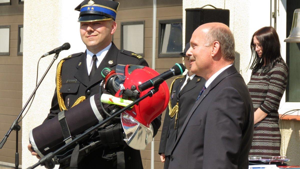 Dzień Strażaka w Brodnicy