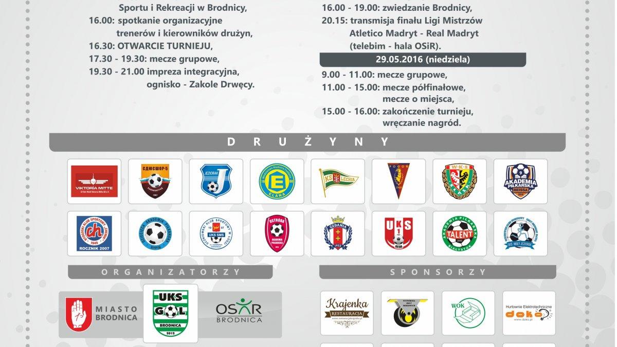 Turniej BRODNICA CUP 2016