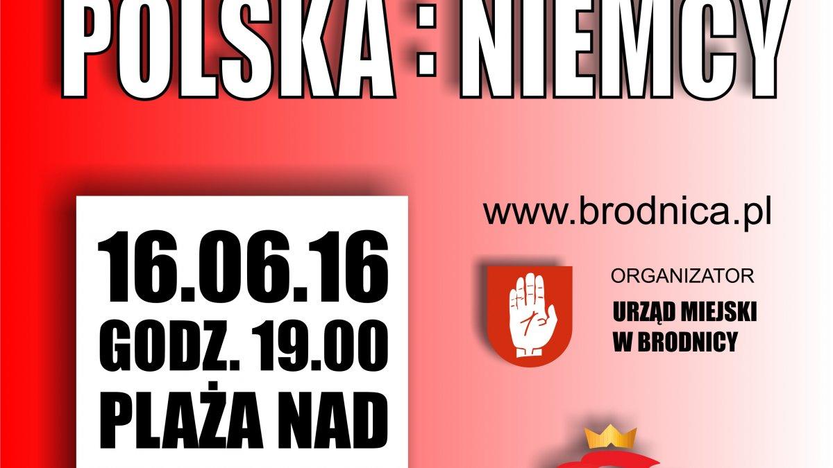Strefa kibica w Brodnicy
