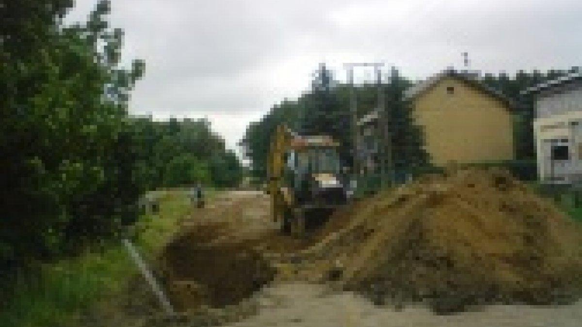 Zbudują chodnik i kanalizację sanitarną.