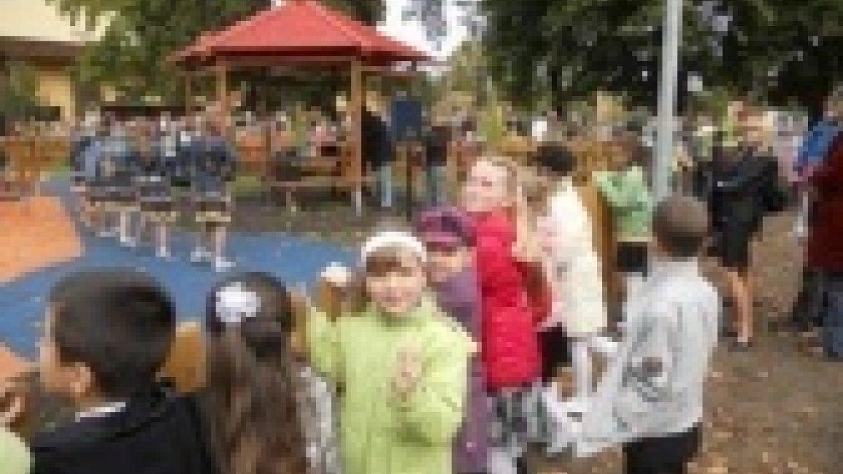 Kolorowe i przyjazne dzieciom