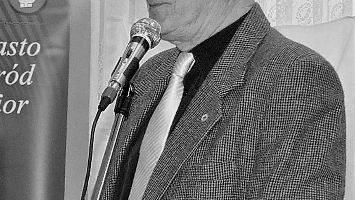 Odszedł Jerzy Kaniecki