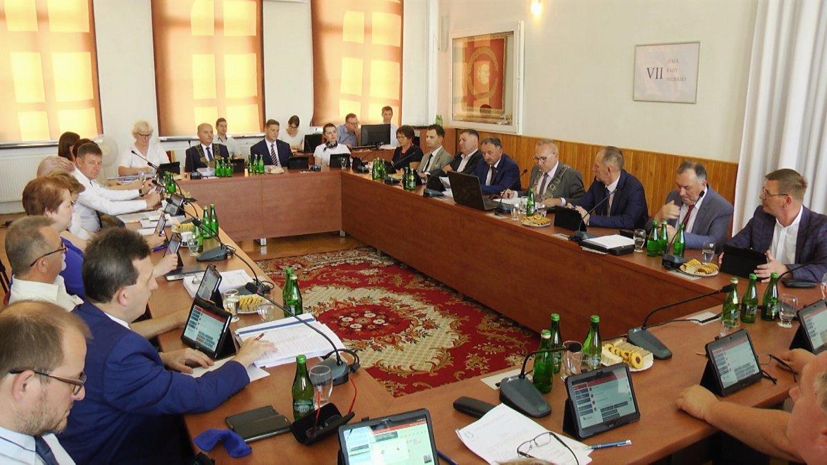 IX sesja Rady Miejskiej w Brodnicy