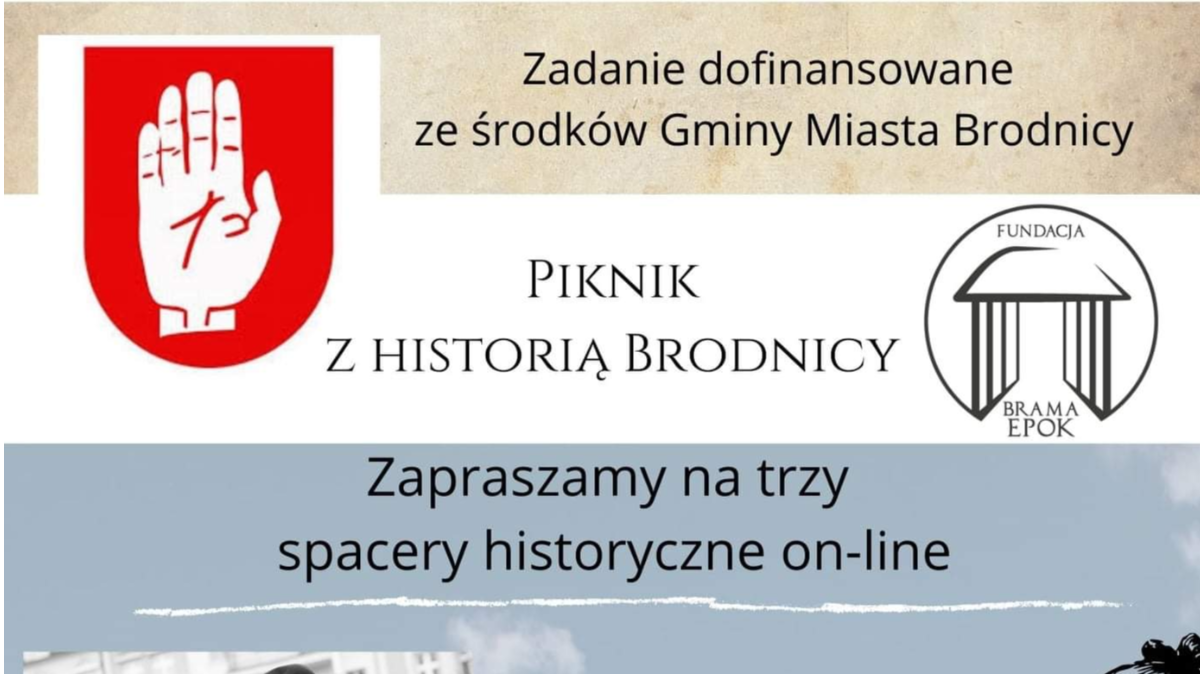 PIKNIK Z HISTORIĄ BRODNICY